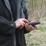 Géolocalisation via GPS