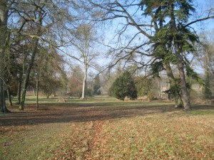 Jardin anglais de Grignon