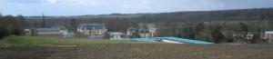 (Campus d'AgroParisTech à Grignon)