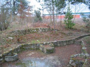 (Bassin annexe du jardin écologique)