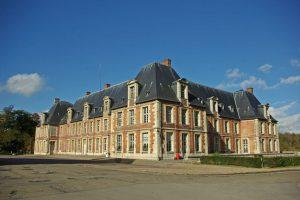 (château de Grignon)